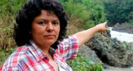 "Nina Lakhani's ""Who Killed Berta Cáceres?"""