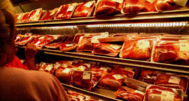 COVID's Lowered Meat Production Leads to Decline in Pollution, Waste and Greenhouse Gases