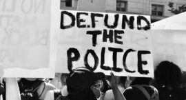 White Women, the Police Won't Save Us Either