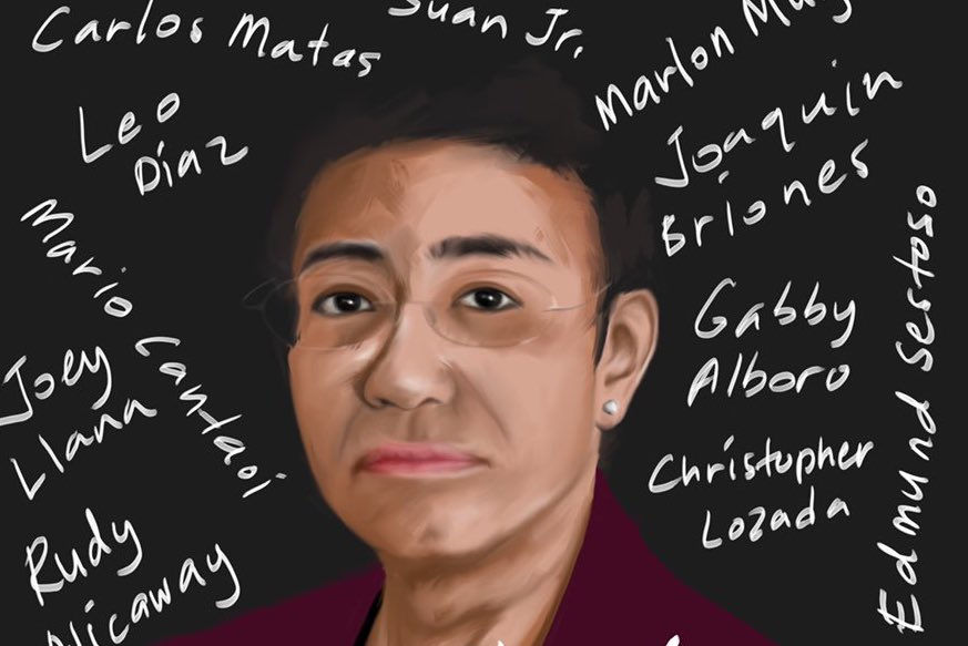 Filipino Journalist Maria Ressa Arrested in Overt Attempt to Crush Press Freedom