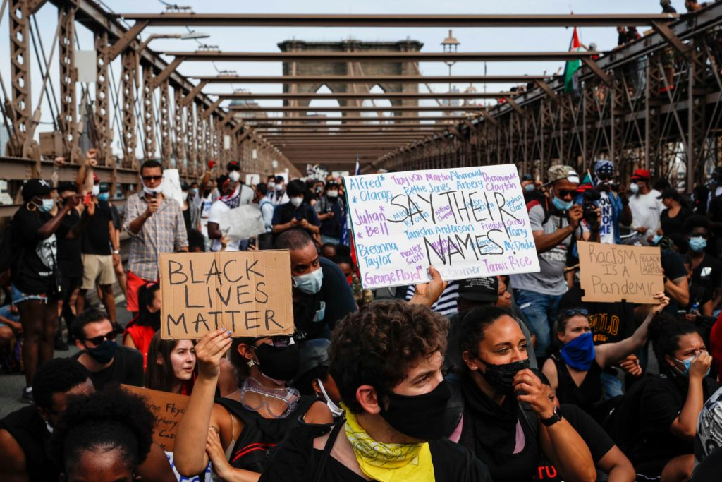 George Floyd, Coronavirus and Inequality Stealing Black Lives