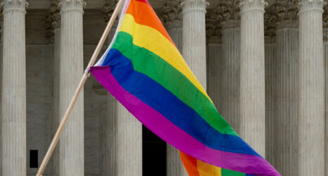 How to Celebrate the Five-Year Anniversary of Obergefell v. Hodges from Home