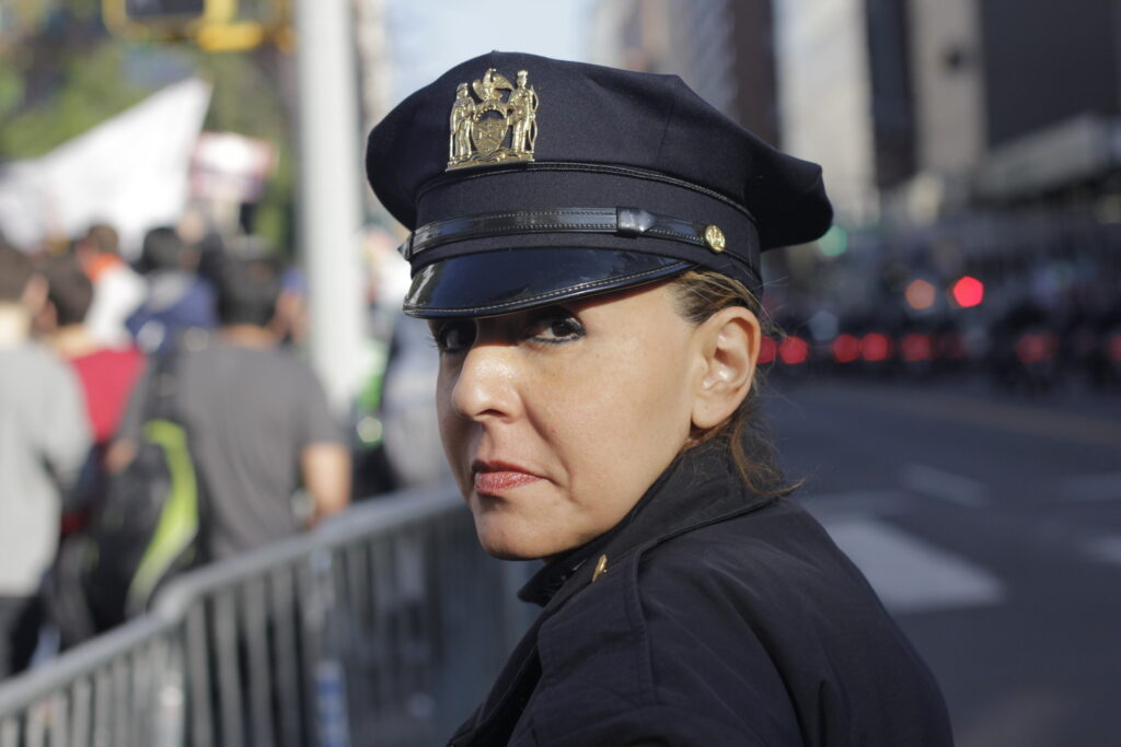 "Police Leaders Speak Out: ""Women in Law Enforcement Must Have a Seat at the Table"""