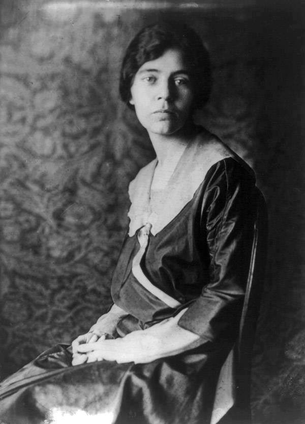 Today in Feminist History: Suffrage Negotiations Behind the Scenes (November 26, 1917)