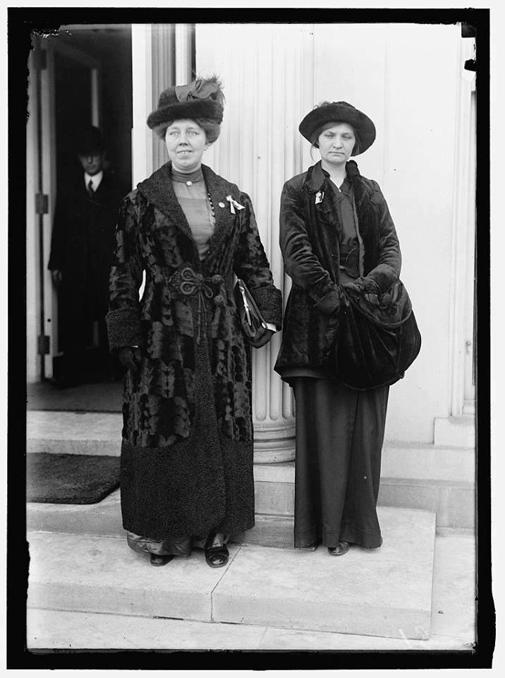 Today in Feminist History: Suffrage Will Lead to Better Working Conditions for Women (November 30, 1913)