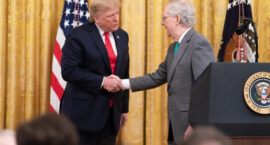 Trump and McConnell Remain Tone-Deaf to Calls for Justice