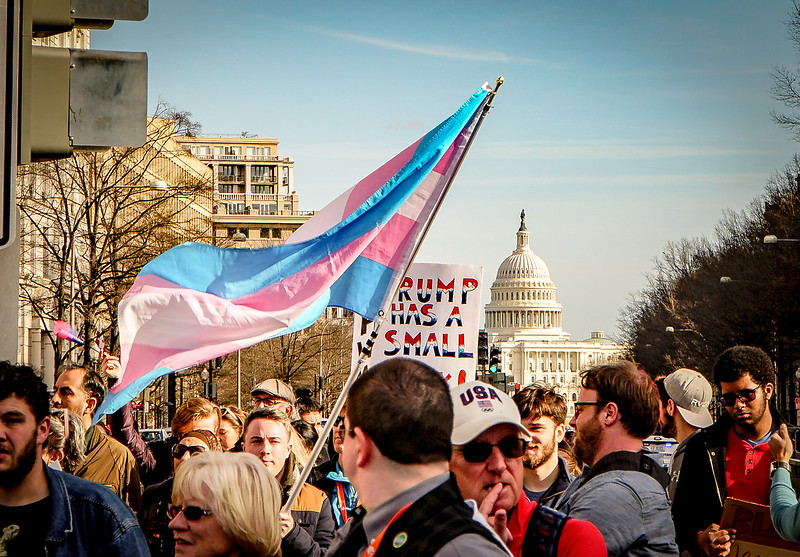 It's Still a Crime to be a Trans Woman in the U.S.