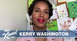We Heart: Kerry Washington Urges Teaching Black History Before Slavery