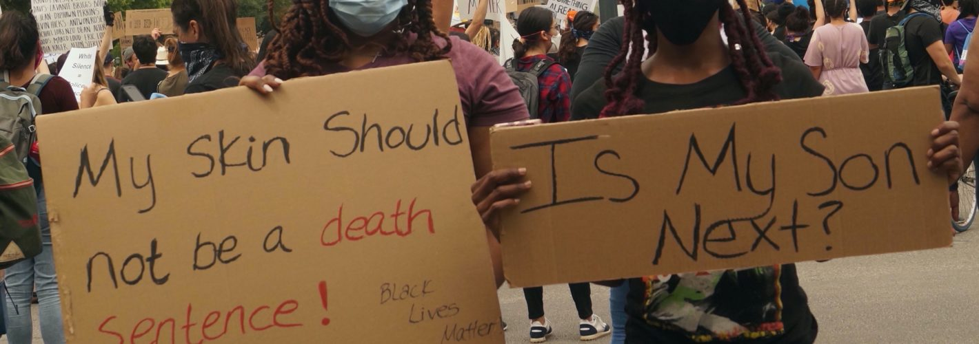 Unanswered Questions from Black Women Protestors Against Police Violence