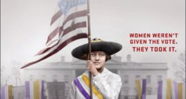 "Celebrating the Suffrage Centennial with ""The Vote"" Producer Michelle Ferrari"