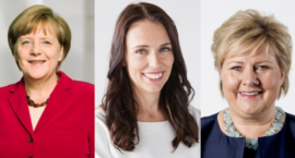 How Women-Led Nations Respond to COVID: Lessons from Germany, Norway and New Zealand
