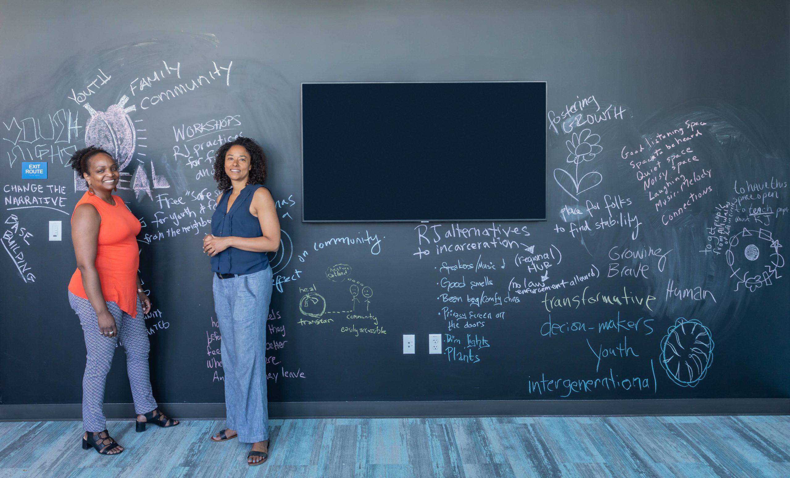 Q&A: Oakland Architect Deanna Van Buren Is Building a World Without Prisons