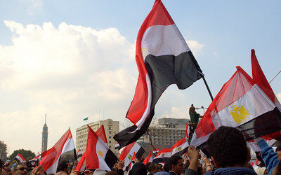 The Beginning of Egypt's Feminist Revolution