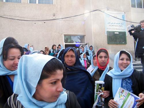Afghan Women Just Won A Huge Victory