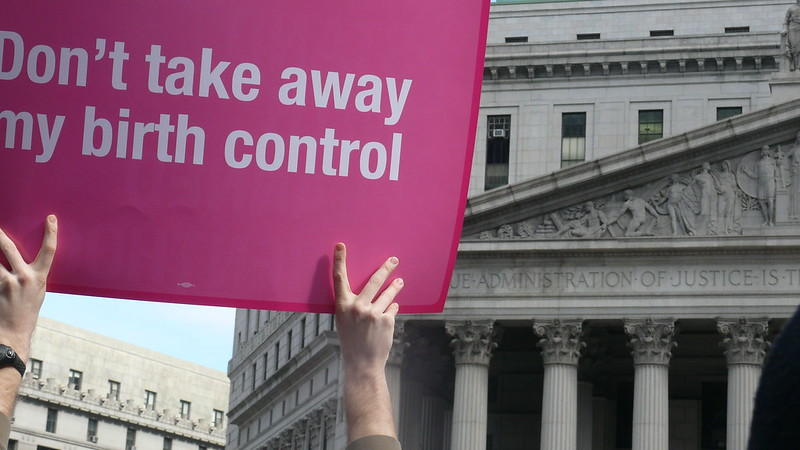 Feminists React to Supreme Court's Limiting Birth Control Coverage