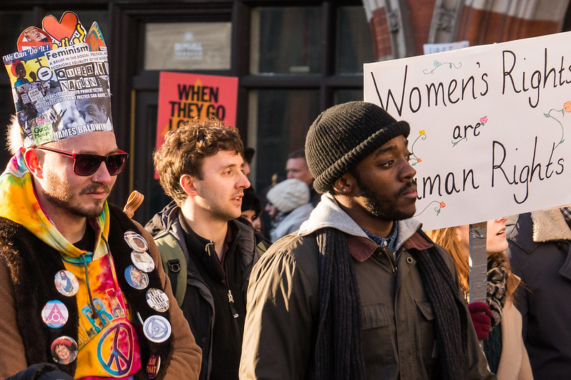 Here's How Men Can Advance Gender Equality and Feminism