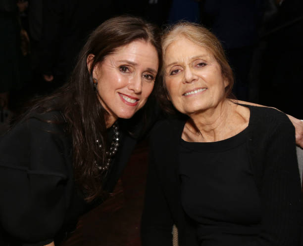 """The Glorias"" Film Explores The Many Faces of Gloria Steinem"