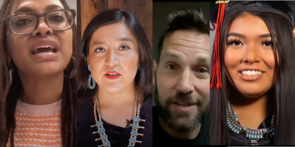Star-Studded Indigenous Graduation Ceremony Honors 2020 Graduates