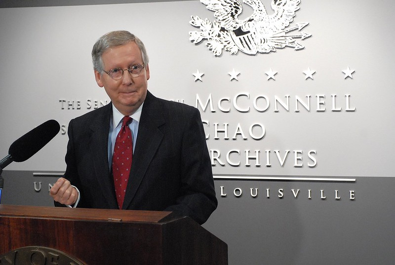 McConnell  Pandemic Priority? Protecting Businesses, Not Workers