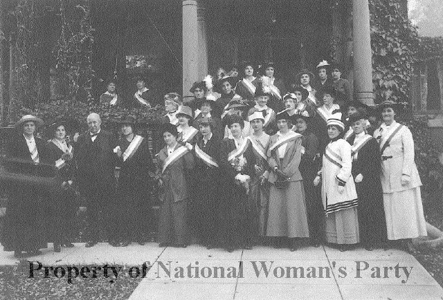 Suffrage in Spanish: Hispanic Women and the Fight for the 19th Amendment in New Mexico