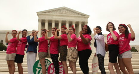 Feminists File Amicus Brief Demanding Recognition of the ERA