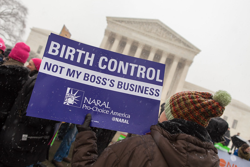 Reproductive Justice Under Assault at the Supreme Court