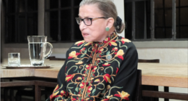 Ruth Bader Ginsburg: Cancer Recurrence and Staying Active on the Court