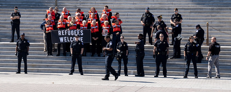 Trump's Anti Asylum Rule Spells Disaster for Women and Girls