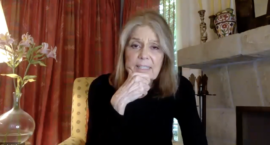 We Heart: Gloria Steinem's Powerful Call to Action