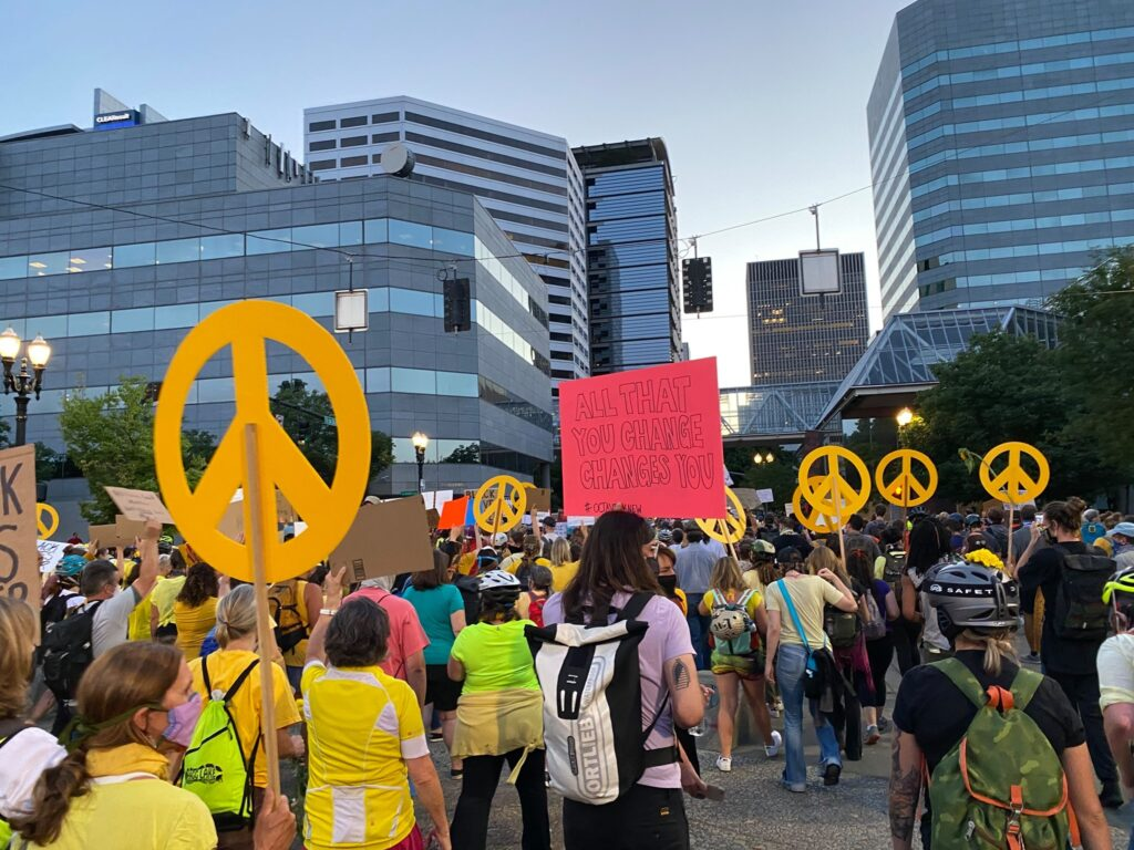 5 Myths About the Protests in Portland