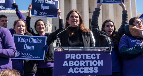 "Abortion Media Coverage Is ""Deeply, and Problematically, Politicized"" Says Study"