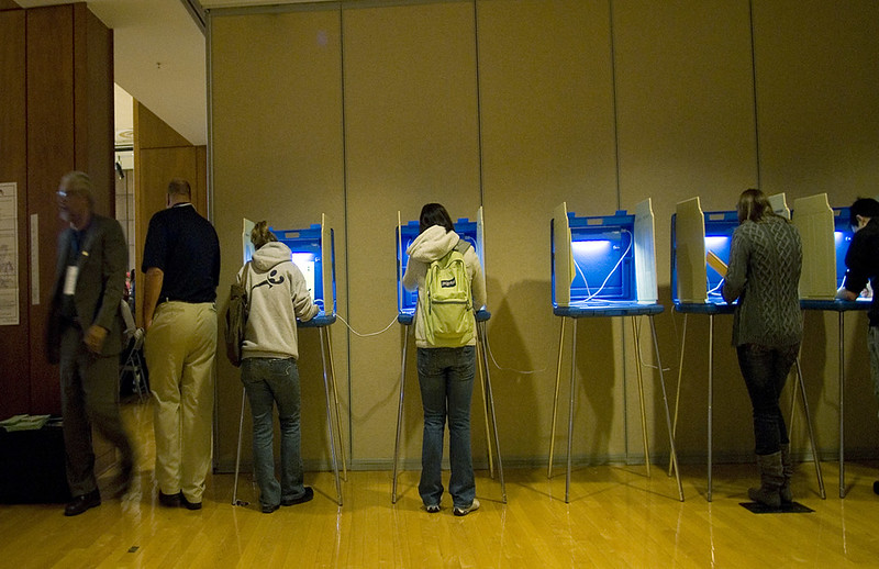 Pandemic Means Trouble for College Voters