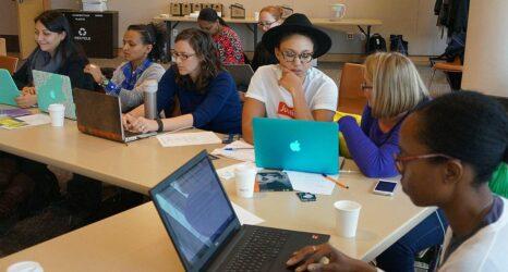 19th Amendment Wikipedia Edit-a-Thon Helps Close Gaps in Women's History