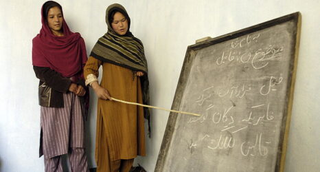 """Afghanistan Belongs to All of Us"": Afghan Women's Groups Call to Meet with Taliban"