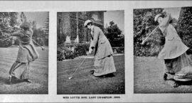 """Little Wonder"": Lottie Dod, World's First Female Sports Superstar"