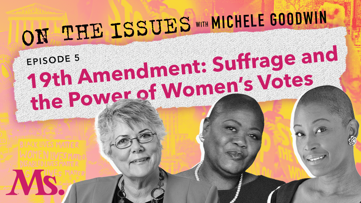 5. 19th Amendment: Suffrage and the Power of Women's Votes