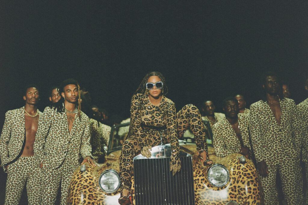 Beyonce Braid Flip