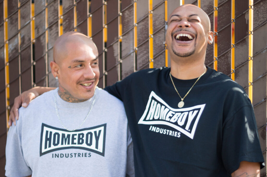 Homeboy Industries Offers Hope For Women and Men Caught Up in Criminal Justice System