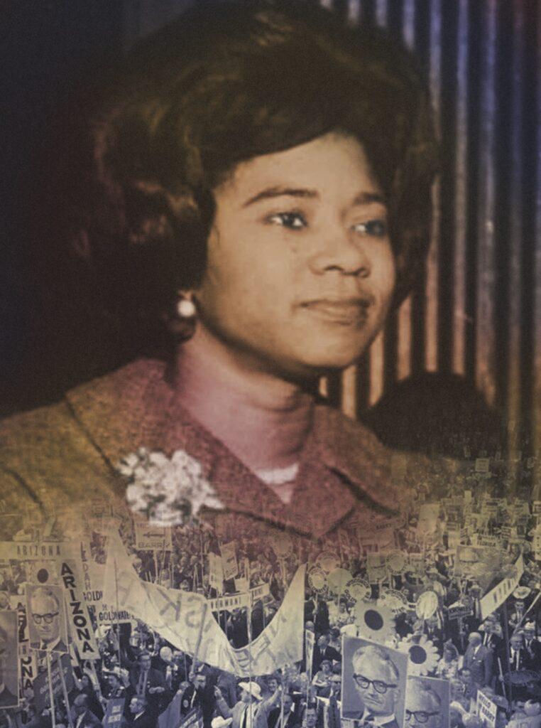republican national convention: Belva Davis's Confrontation with Violent Racism at the 1964 RNC