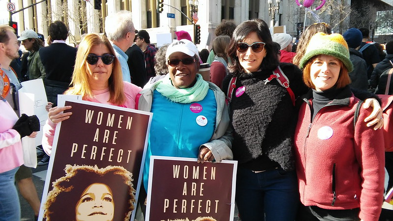 Feminist Voters Will Decide the November Elections