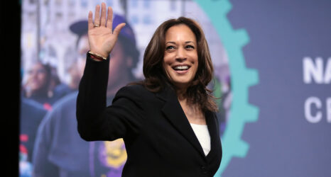 Harris's Diverse Heritage Is a Win for Representation
