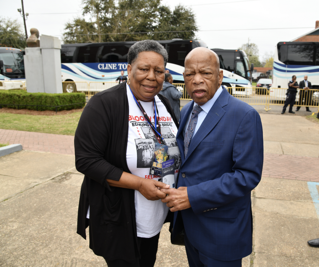 "Civil Rights Hero JoAnne Bland: ""This Time, We're Going to Go All the Way"""