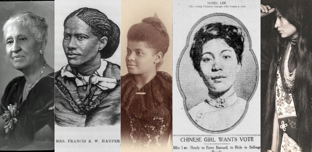 Honoring the Diversity of the Women's Suffrage Movement