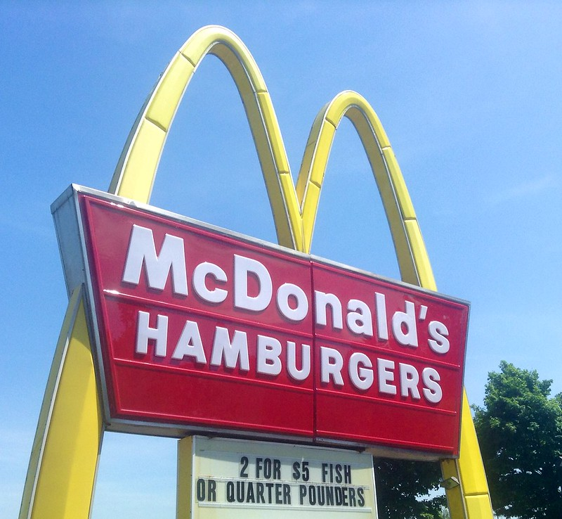 McDonald's Sues ex-CEO, Exposing the Prevalence of Sexual Harassment