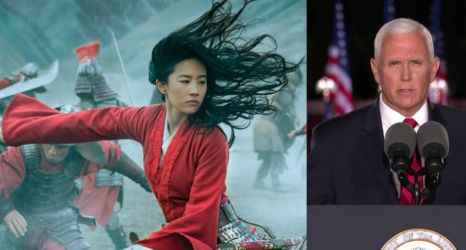 "Mike Pence on Mulan: ""Women in Military, Bad Idea"""