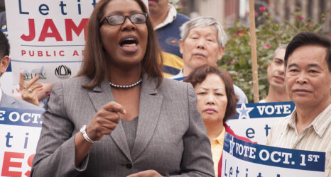 NY AG Letitia James Seeks to Dissolve the NRA, Citing Fraud and Abuse