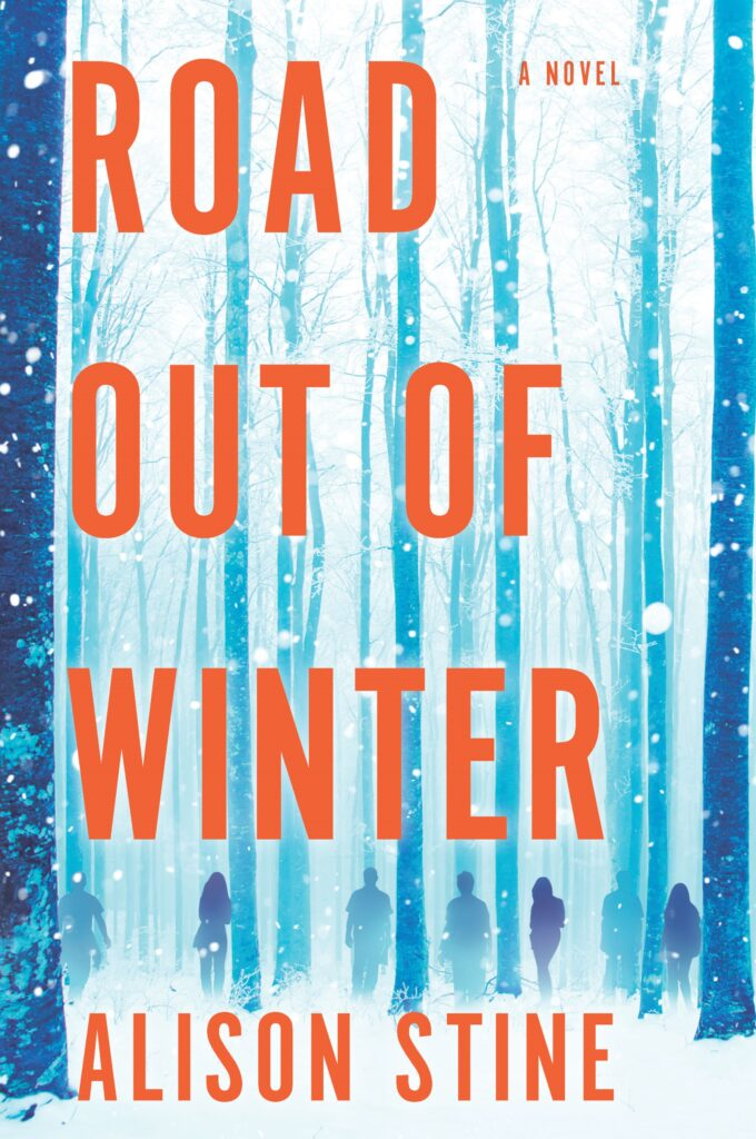 Road Out of Winter cover