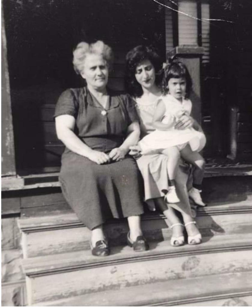 Scranton, Suffragists, My Grandma Maggie and Me