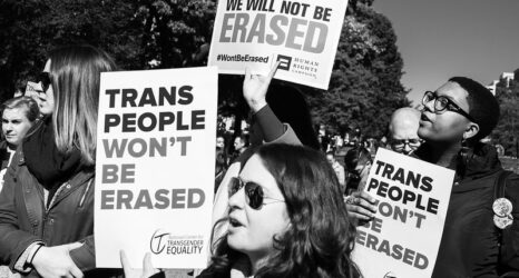 The Only Comprehensive Study on Transgender People Is Not Coming Out as Planned