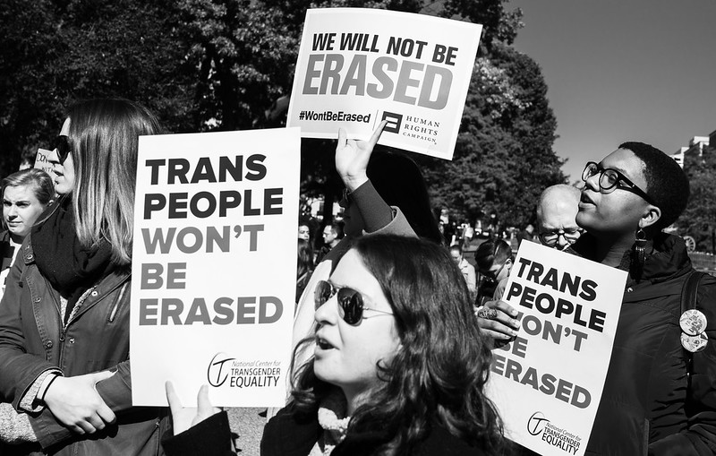 The Only Comprehensive Study Survey on Transgender People Is Not Coming Out as Planned